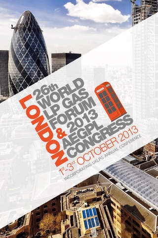 World LP Gas Forum & 2013 AEGPL Congress