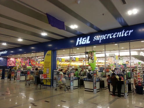 Hypermarket is incorporated to serve shoppers