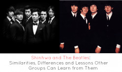 The Beatles and Shinhwa: Similarities, Differences and 15 Lessons Other Groups Can Learn from Them (Part 1)