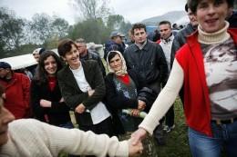 peacetime Bosnians