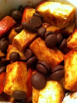 Apple & Cinnamon Dessert