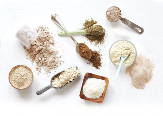 Protein Powder Options