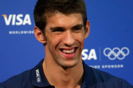 Michael Phelps has won more Olympic gold medals than any other athlete.