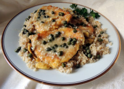 Chicken Picatta Recipe