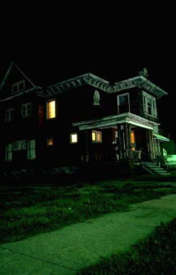 All Hallow's House
