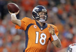 Do you think Peyton Manning will break his own record of 50 TD's in a season this year?