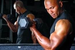 Weight Training is a better choice to keep healthy and young looking.