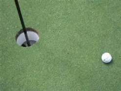 The Gimmie Putt in GOLF?