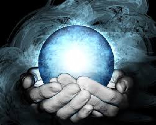 Your writing vision is your crystal ball into your writing future.