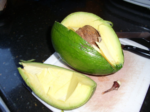 It could be a bit more ripe, but I need it right now!