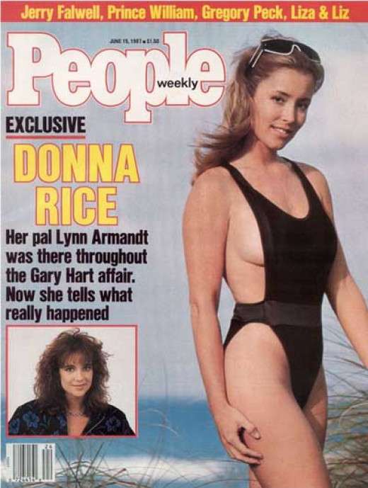 The magazines aren't doing much for discouraging people to have sex with married politicians.  Donna Rice has done very well.