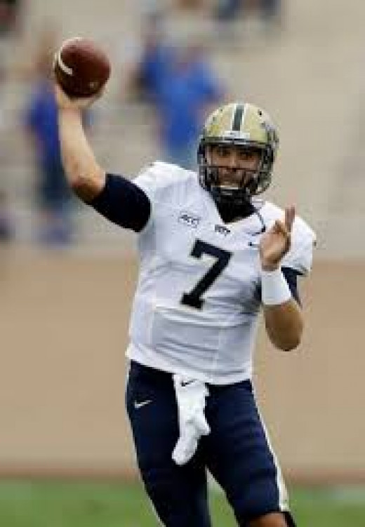 QB Tom Savage (Pittsburgh)