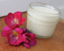 Deluxe Whipped Body Cream Recipe