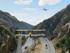 Grand Theft Auto V Walkthrough: Minor Turbulence