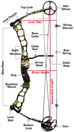 Breaking Down the Numbers: Buying your New Archery Bow