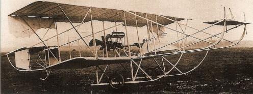 'Henri Farman' Airplane