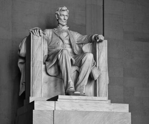 Abraham Lincoln, the 16th President of the United States managed to lead the country through the Civil War, preserve the Union, and successfully abolish slavery.  He issued a pocket veto on the Wade-Davis Bill in an effort to reunify the nation.