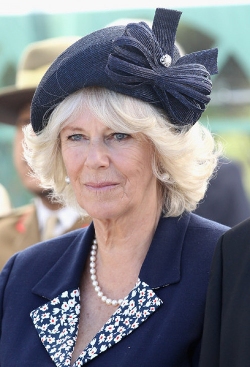 Prince Charles divorced Lady Diana and married Camilla Parker Bowles.  No barbermonger there!