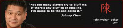 A Glimpse into the Life of Poker Great Johnny Chan