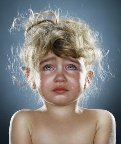 Scolding a child can leave emotional scars that could last a lifetime.  There are other ways to get through to a child.