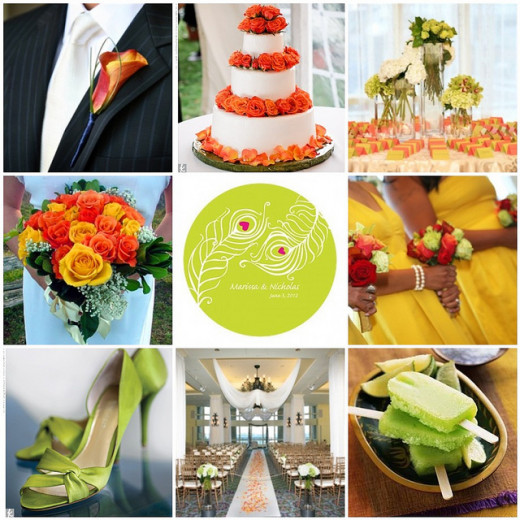 Choosing Your Perfect Wedding Colors