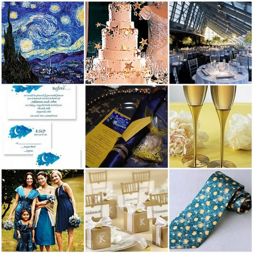 Amazing Themes for Your Wedding