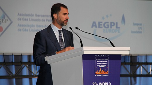 World LP Gas Forum & 2013 AEGPL Congress Session