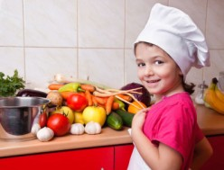 Vegetarian meal planning ideas for kids and children