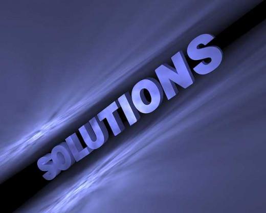 Solving societal problems through business.