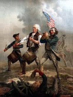 Songs of the American Revolution