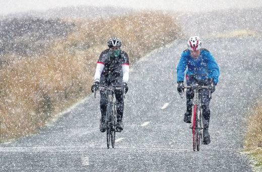 Cold snap to blanket country in snow