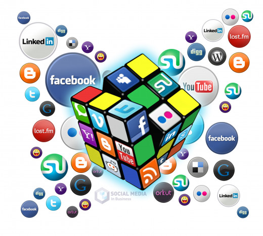 The Social Media Puzzle