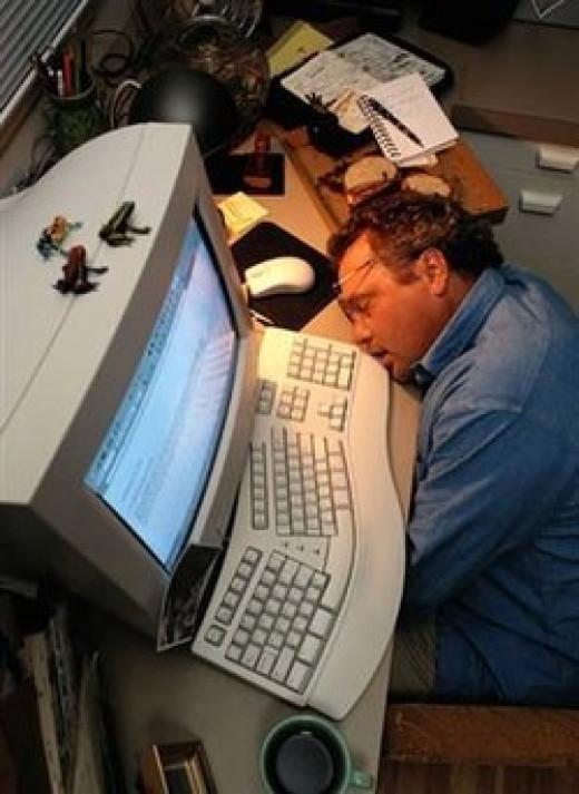 Workaholism Is A Serious Problem