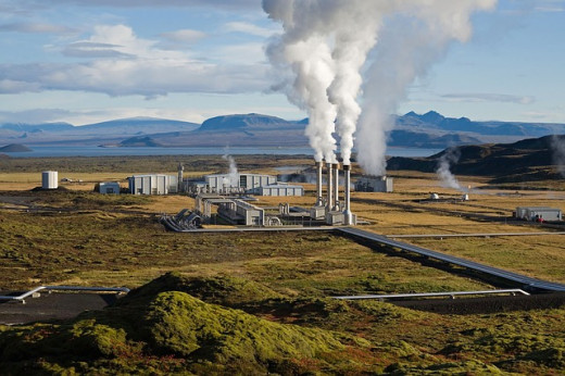 Geothermal Power is important.