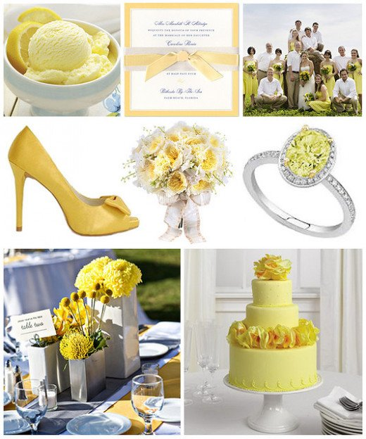 Incorporating Great Color Combinations Into Your Wedding
