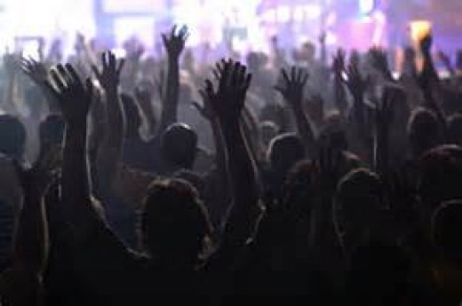 Worship music comprise songs which exalt and magnify the King