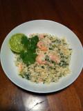 Cauliflower Rice.  The Ultimate Diet Food.