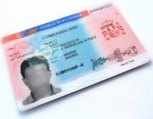 Spanish redidence visa