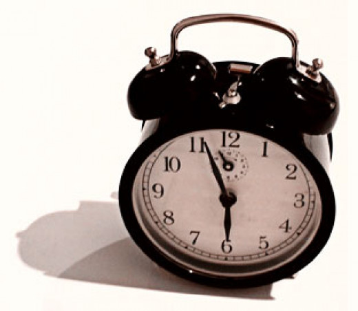 Time Pressures Our Sleep
