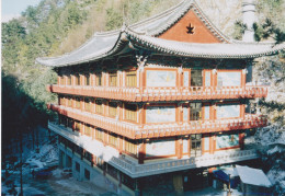 Temple at Monastery