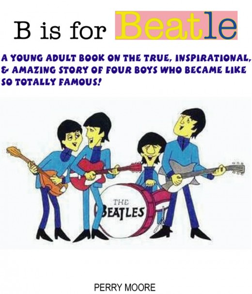 An inspirational children's book aboutthe fab four