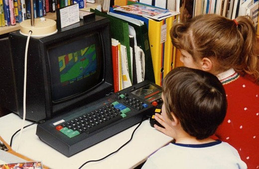 Home Computers 1980s