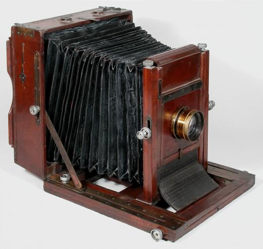 Cameras 1920s