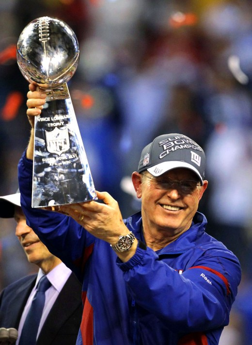 Two-Time Super Bowl Champ Tom Coughlin