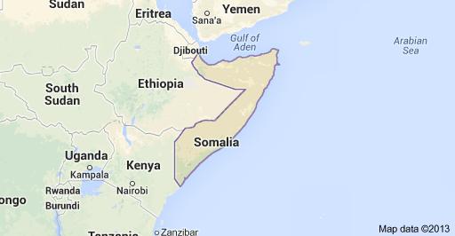 "taken from Google Search ""Somali Map"""