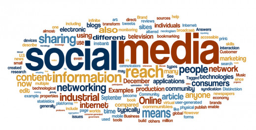Social Meda is the new revolution sweeping the Internet