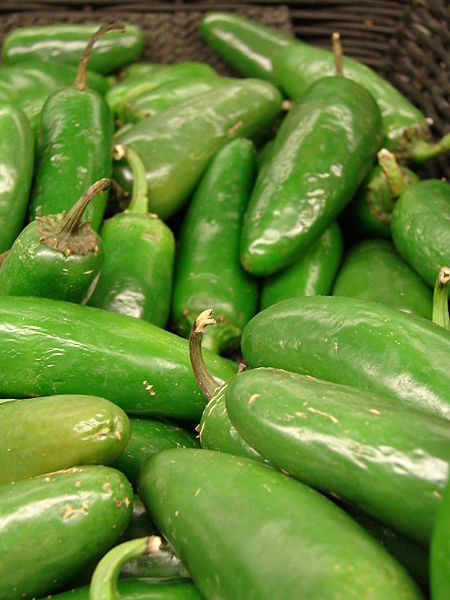 Use Caution When Handling Jalapeno Peppers