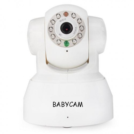 High Quality Video Camera for a baby monitoring unit