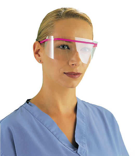 Protective Goggles or an Eye Shield Helps Keep Eyes From Getting Irritated When Handling Jalapenos