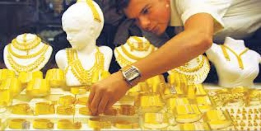 GOLD IS A VOLATILE SUBSTANCE TO INVEST IN